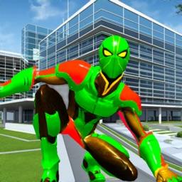 Real Superhero Fighting Arena