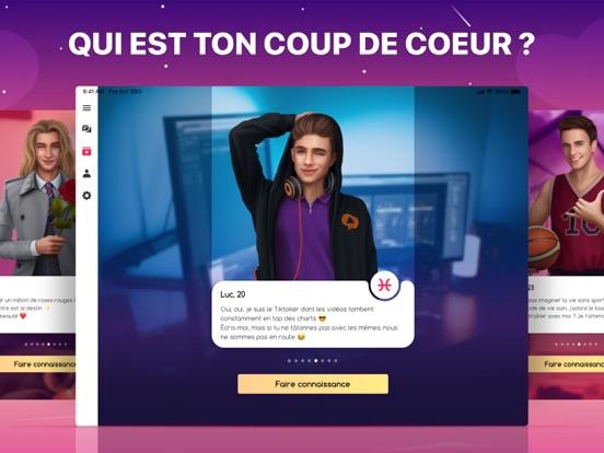 Petit Copain Virtuel: AI Tchat