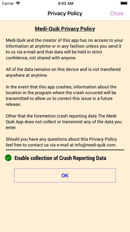 Medi-Quik screenshot-7