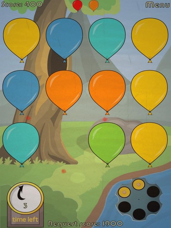 Shooting Balloons Games 2 screenshot 4