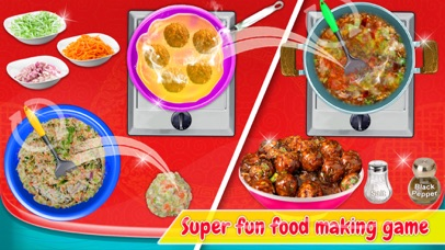 Chinese Street Food screenshot 3