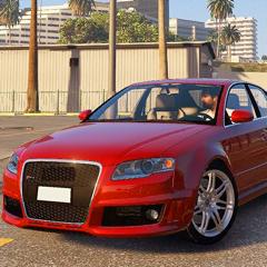 GTA 5 Mobile Online - Car Game