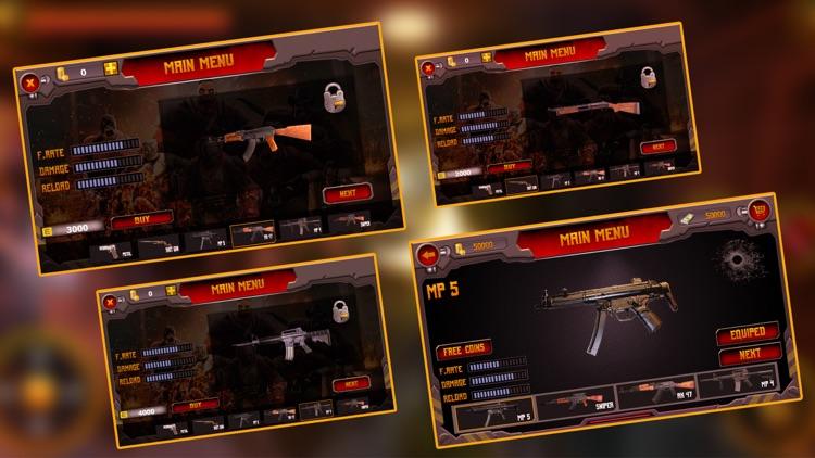 Zombie War Sniper Shooter 2021