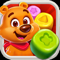 App Icon for Toy Party: Match 3 Hexa Blast! App in Slovenia App Store