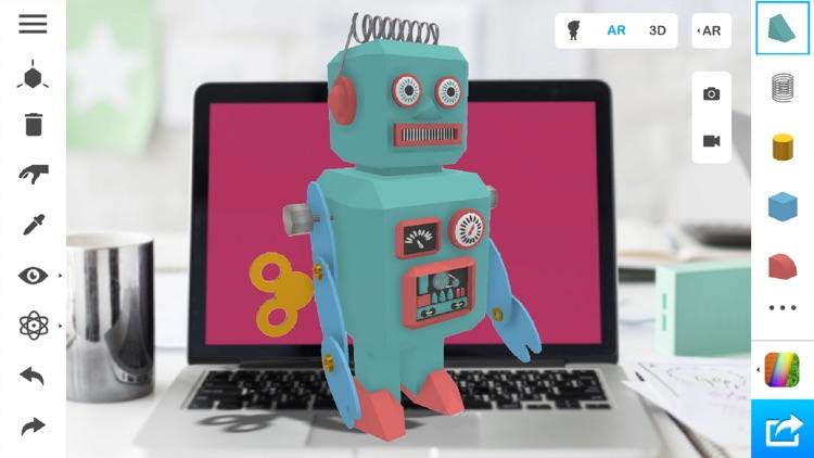 Assemblr - Make 3D, Show in AR screenshot-4