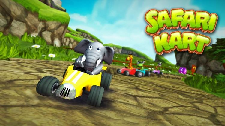 Safari Kart screenshot-7