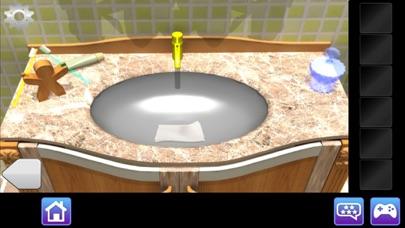 秘密の部屋は浴室を脱出する紹介画像3