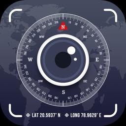 GPS Map Camera Lite: Stamp App