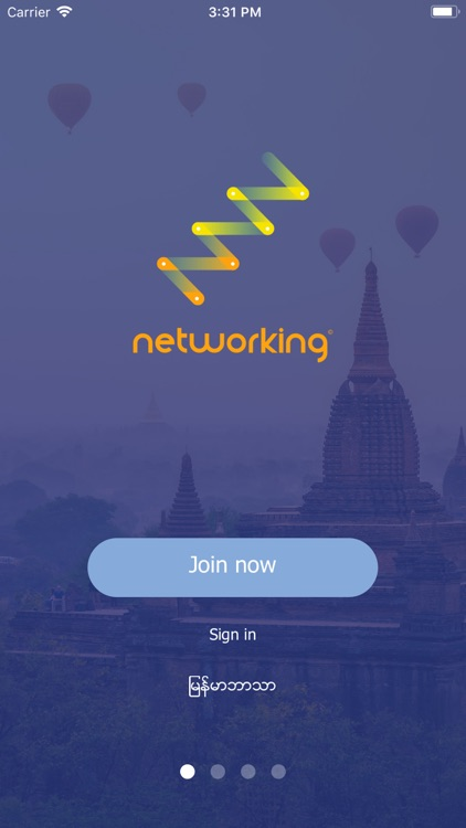 NETWORKING-Myanmar by Volcanic (UK) Ltd