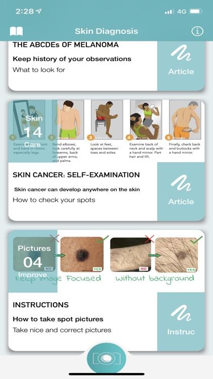 Skin Checker For Your Mole screenshot-6