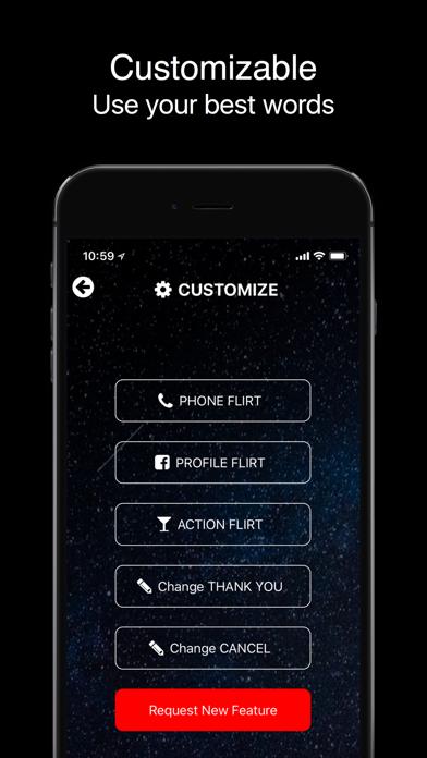 Camera Flirt App screenshot four