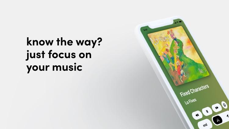 Nome - Music & Maps screenshot-4