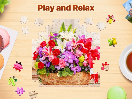 Jigsaw Puzzles - Puzzle Games screenshot 10