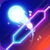 ドットとビート (Dot n Beat)-テストハンドスピー - iPhoneアプリ