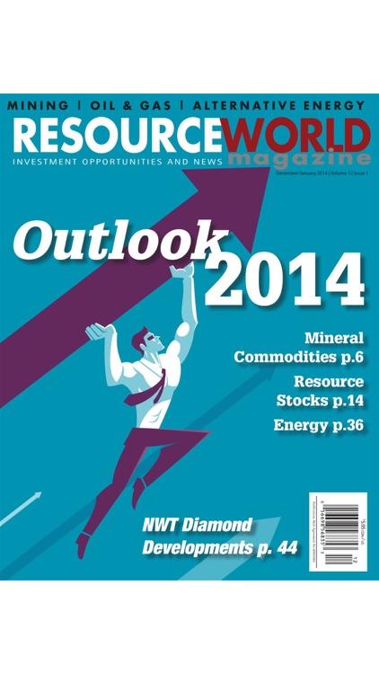 Resource World Magazine screenshot-4