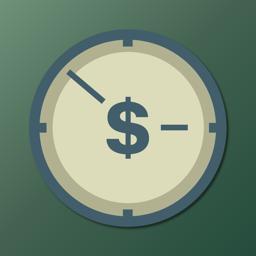 Ícone do app Tempo é Dinheiro: Calculadora