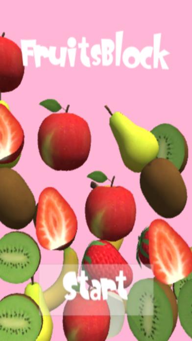 FruitsBlock screenshot 1