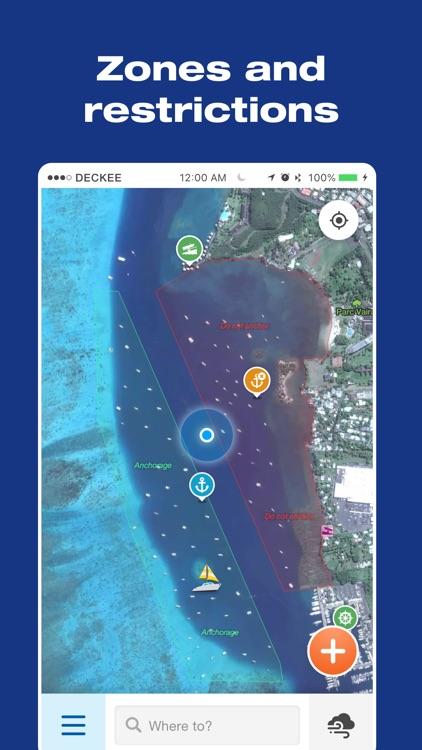 Deckee Boating screenshot-4
