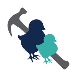 Two Chicks and a Hammer