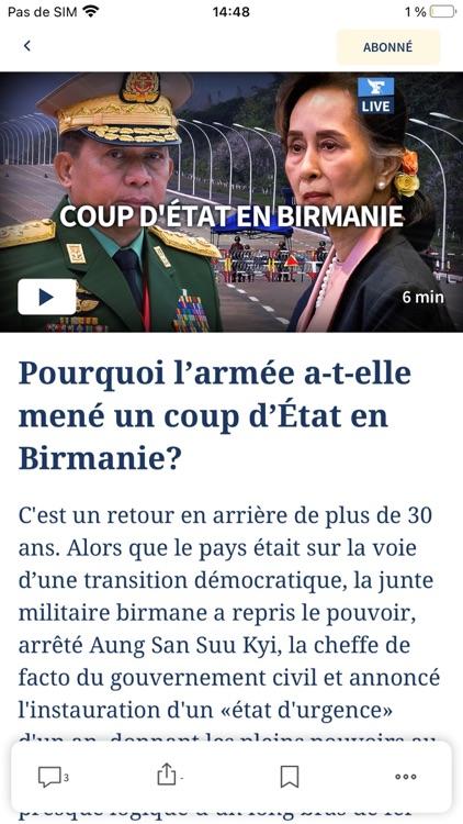 Le Figaro : Actualités et Info screenshot-7