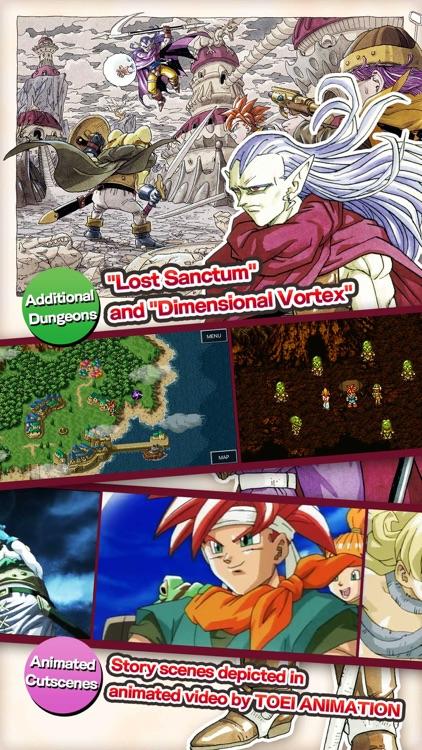 CHRONO TRIGGER (Upgrade Ver.) screenshot-4