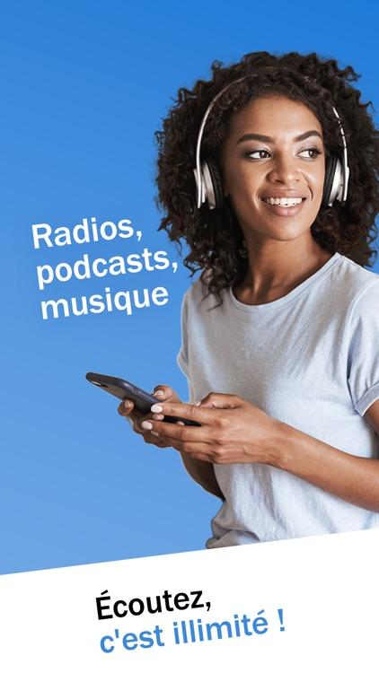 Radio France - podcast, direct