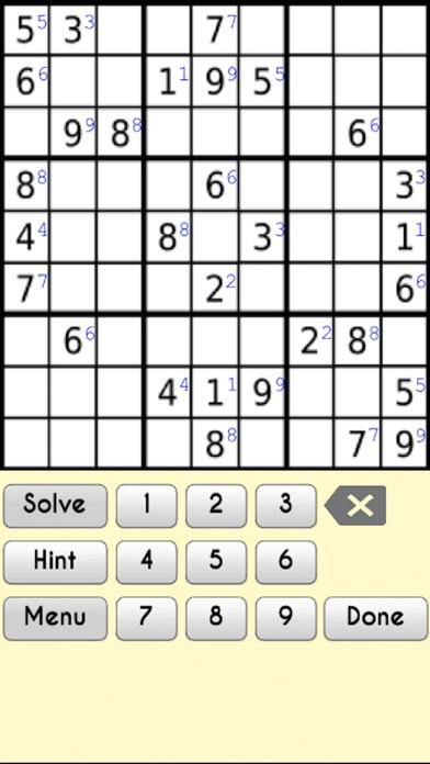 Sudoku -:- Premium screenshot 5