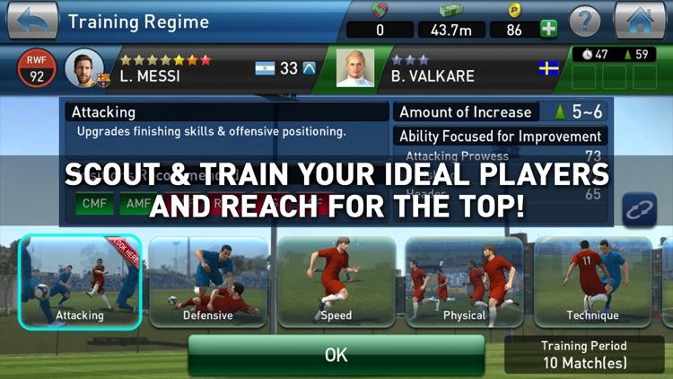 PES CLUB MANAGER screenshot-4