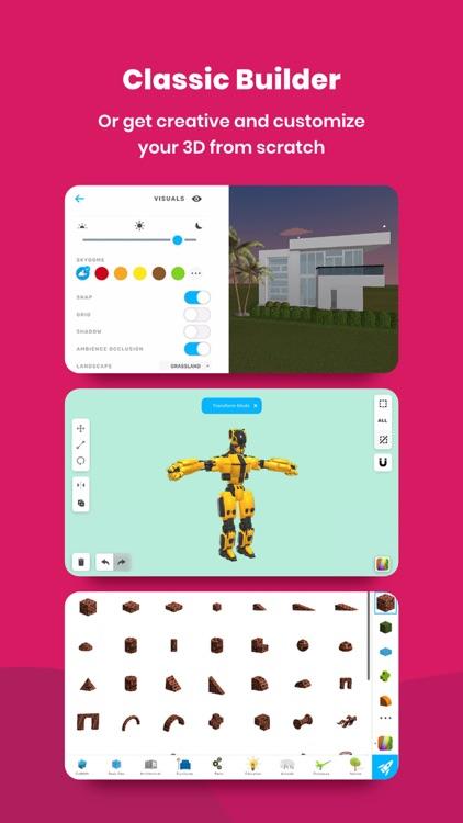 Assemblr EDU: Learn in 3D & AR screenshot-5