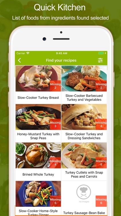 Fridge Food - Easy Cooking