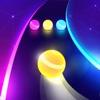 ダンシングロード: 音ボールゲー! - iPadアプリ