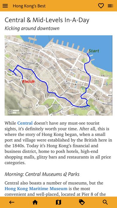 Hong Kong's Best Travel Guide screenshot 4