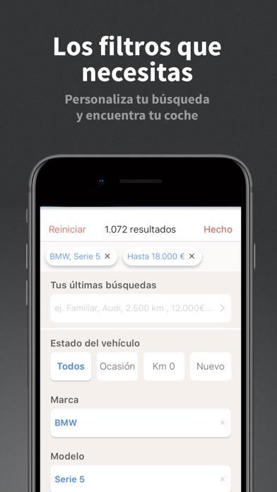Coches.net - Coches de ocasión Скриншоты7