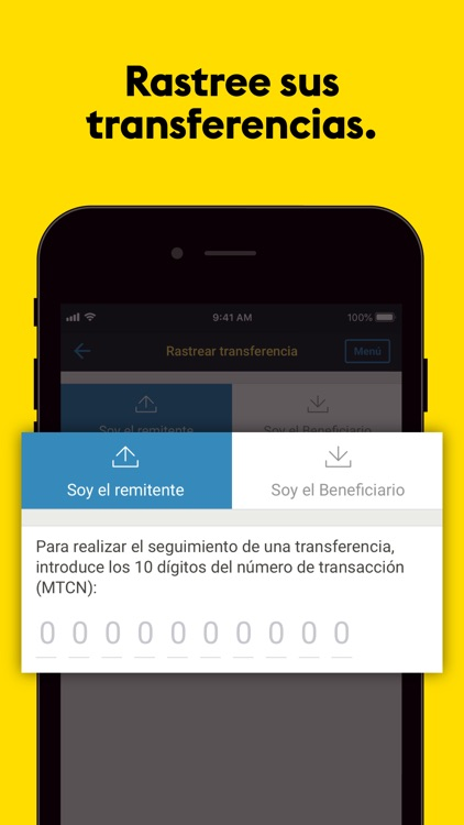 Transferencia Western Union® screenshot-3