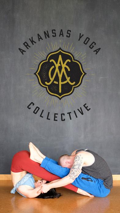 Arkansas Yoga Collective screenshot one