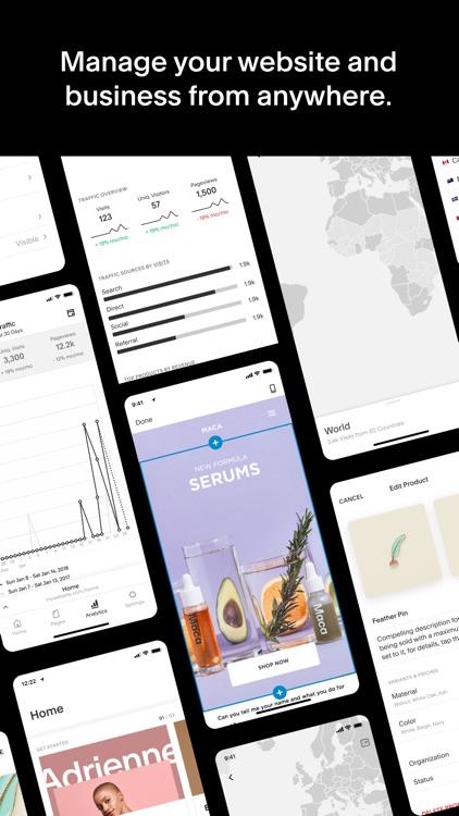 Squarespace — Website Builder