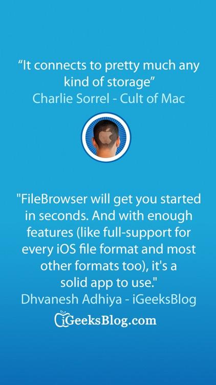 FileBrowser - Document Manager screenshot-8