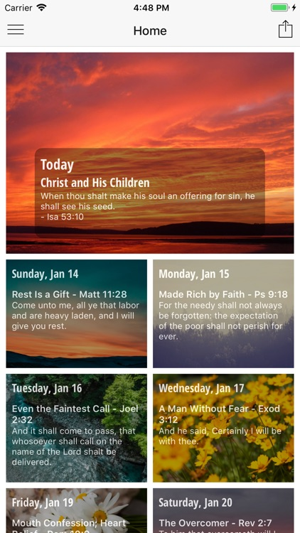 Daily Faith's Checkbook - Lite