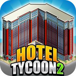Ícone do app Hotel Tycoon 2