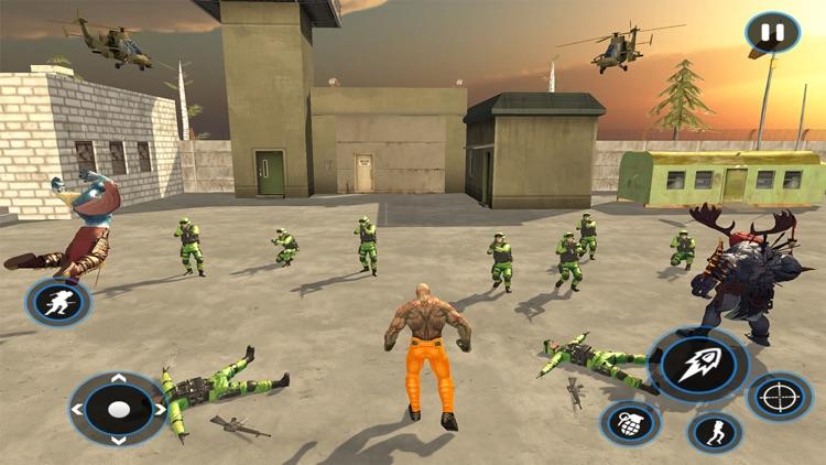 Monster Prison Survival Escape