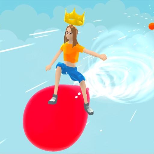Balloon Rush 3D!