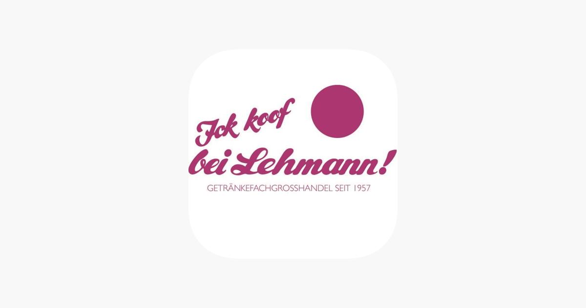 Horst Lehmann Getränke GmbH im App Store