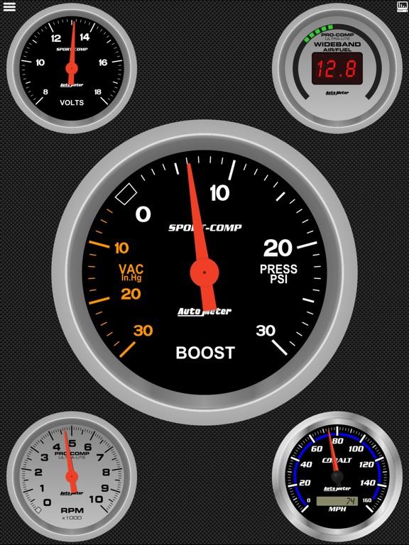 DashLink por AUTO METER PRODUCTS, INC