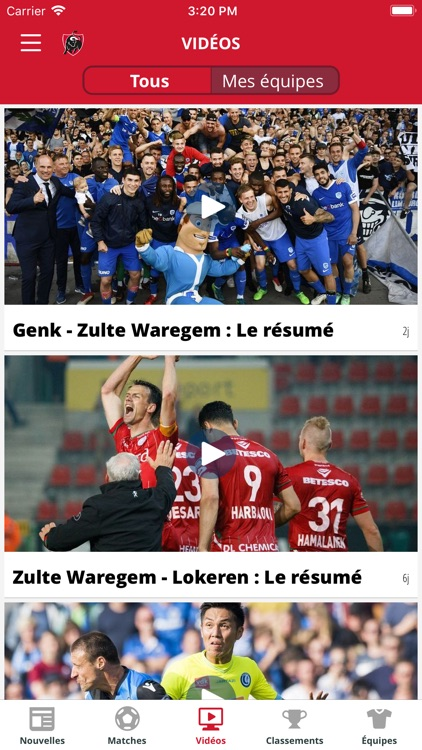 Jupiler Pro League + Belgium screenshot-7