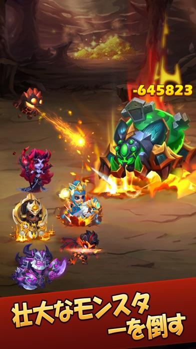 Taptap Heroes:放置戦略系RPG紹介画像4