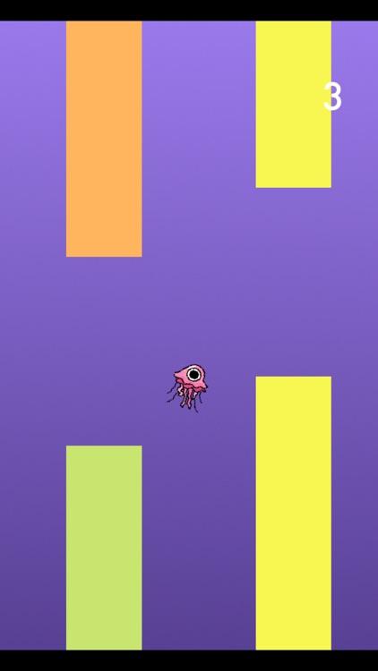 Jellyfish Tap - Watch Game screenshot-4