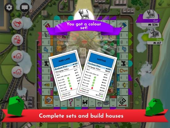 Monopoly iPad app afbeelding 4