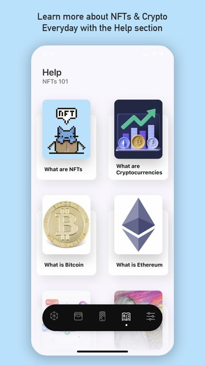 NFTs - Mint, View & Share NFTs screenshot-6