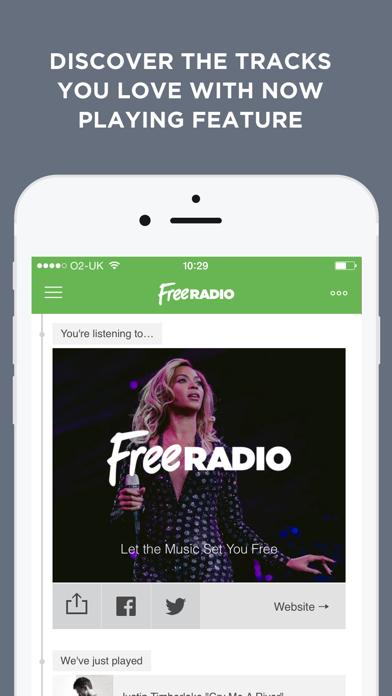Free Radio – West Midlands screenshot two