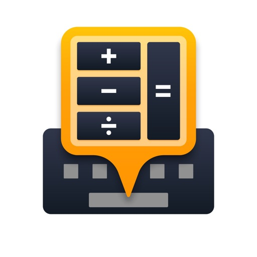 Calculator Keyboard - Calku